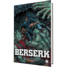 Berserk - Edição de Luxo Vol. 35