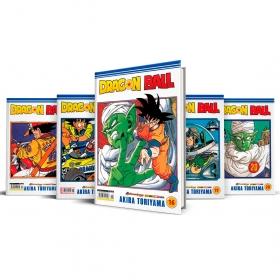 Box Dragon Ball Vols. 16 ao 20