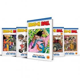Box Dragon Ball Vols. 26 ao 30