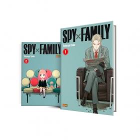 Box Spy X Family Vols. 1 e 2