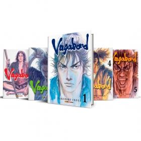 Box Vagabond Vols. 1 ao 5
