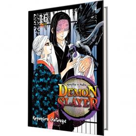 Demon Slayer - Kimetsu no Yaiba Vol. 16