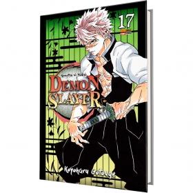 Demon Slayer - Kimetsu no Yaiba Vol. 17