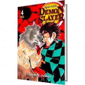 Demon Slayer - Kimetsu no Yaiba Vol. 4