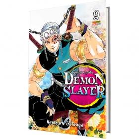 Demon Slayer - Kimetsu no Yaiba Vol. 9
