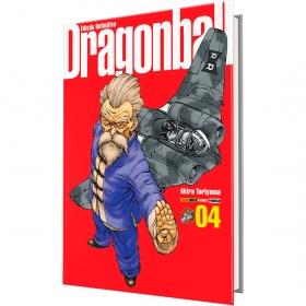 Dragon Ball - Edição Definitiva Vol. 4