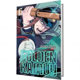 Golden Kamuy Vol. 15