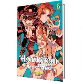 Hanako-Kun e os Mistérios do Colégio Kamome Vol. 6