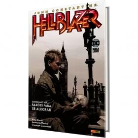 John Constantine - Hellblazer - Condenado Vol. 5 - Razões para se Alegrar