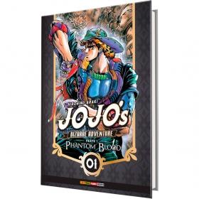 Jojo's Bizarre Adventure Parte 1 - Phantom Blood Vol. 1