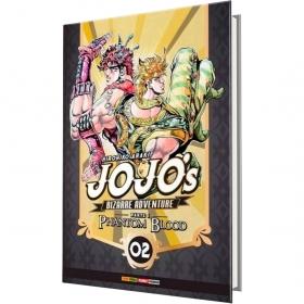 Jojo's Bizarre Adventure Parte 1 - Phantom Blood Vol. 2