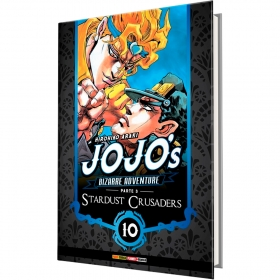 Jojo's Bizarre Adventure Parte 3 - Stardust Crusaders Vol. 10