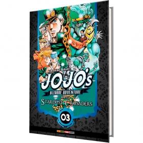Jojo's Bizarre Adventure Parte 3 - Stardust Crusaders Vol. 3