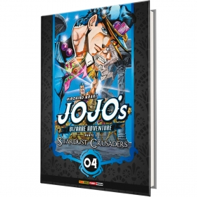 Jojo's Bizarre Adventure Parte 3 - Stardust Crusaders Vol. 4