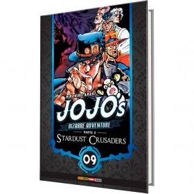 Jojo's Bizarre Adventure Parte 3 - Stardust Crusaders Vol. 9