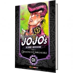 Jojo's Bizarre Adventure Parte 4 - Diamond is Unbreakable  Vol. 1