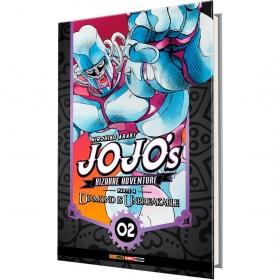 Jojo's Bizarre Adventure Parte 4 - Diamond is Unbreakable  Vol. 2