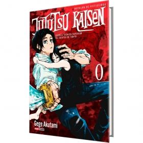 Jujutsu Kaisen - Batalha de Feiticeiros Vol. 0