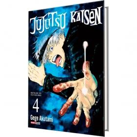 Jujutsu Kaisen - Batalha de Feiticeiros Vol. 4