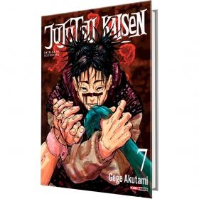 Jujutsu Kaisen - Batalha de Feiticeiros Vol. 7