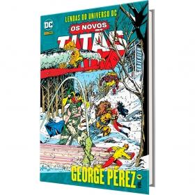 Lendas do Universo DC - Os Novos Titãs Vol. 4