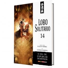 Lobo Solitário - Edição de Luxo Vol. 14