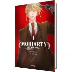 Moriarty - O Patriota Vol. 1
