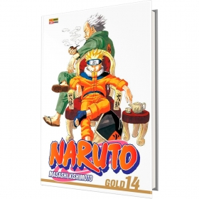 Naruto Gold Vol. 14