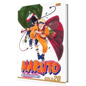 Naruto Gold Vol. 20