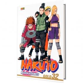 Naruto Gold Vol. 32