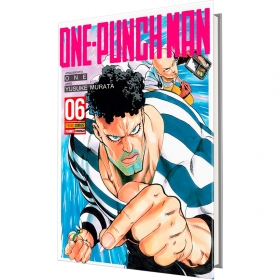 One Punch-Man Vol. 6