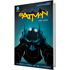 Os Novos 52 - Batman Ano Zero