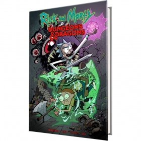 Rick and Morty vs Dungeon & Dragons Vol. 1