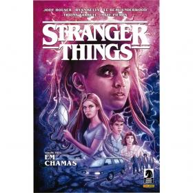 Stranger Things Vol. 3 - Em Chamas