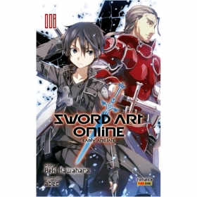 Sword Art Online Vol. 8 - Early and Late