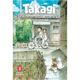 Takagi - A Mestra das Pegadinhas Vol. 3