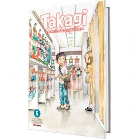 Takagi - A Mestra das Pegadinhas Vol. 5