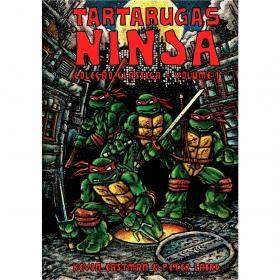 Tartarugas Ninjas - Coleção Clássica Vol. 1