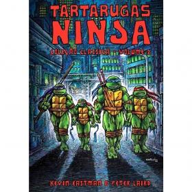 Tartarugas Ninjas - Coleção Clássica Vol. 2