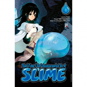 That Time I Got Reincarnated as a Slime Vol. 1