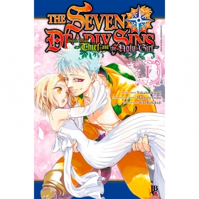 The Seven Deadly Sins - Seven Days: Thief and the Holy Girl Vol. 1