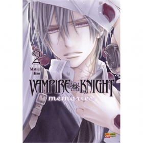 Vampire Knight Memories Vol. 2