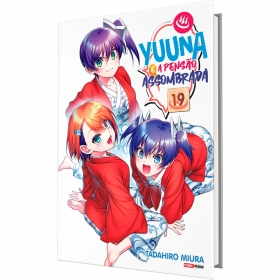 Yuuna e a Pensão Assombrada Vol. 19