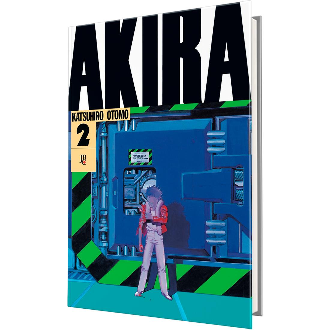 Akira Vol. 2