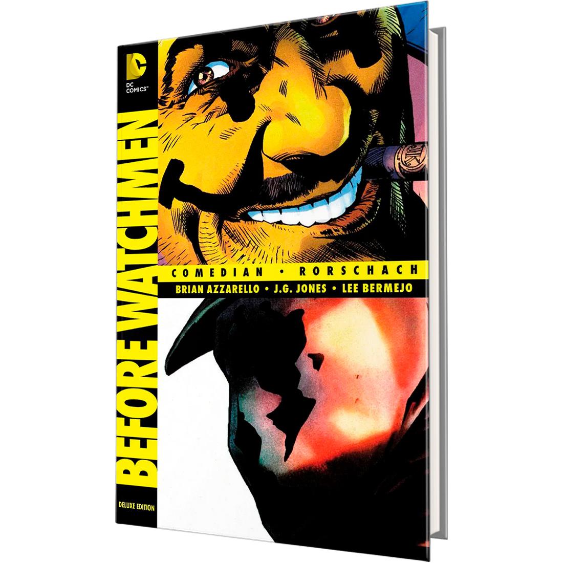Antes de Watchmen - Comediante & Rorschach - Edição de Luxo