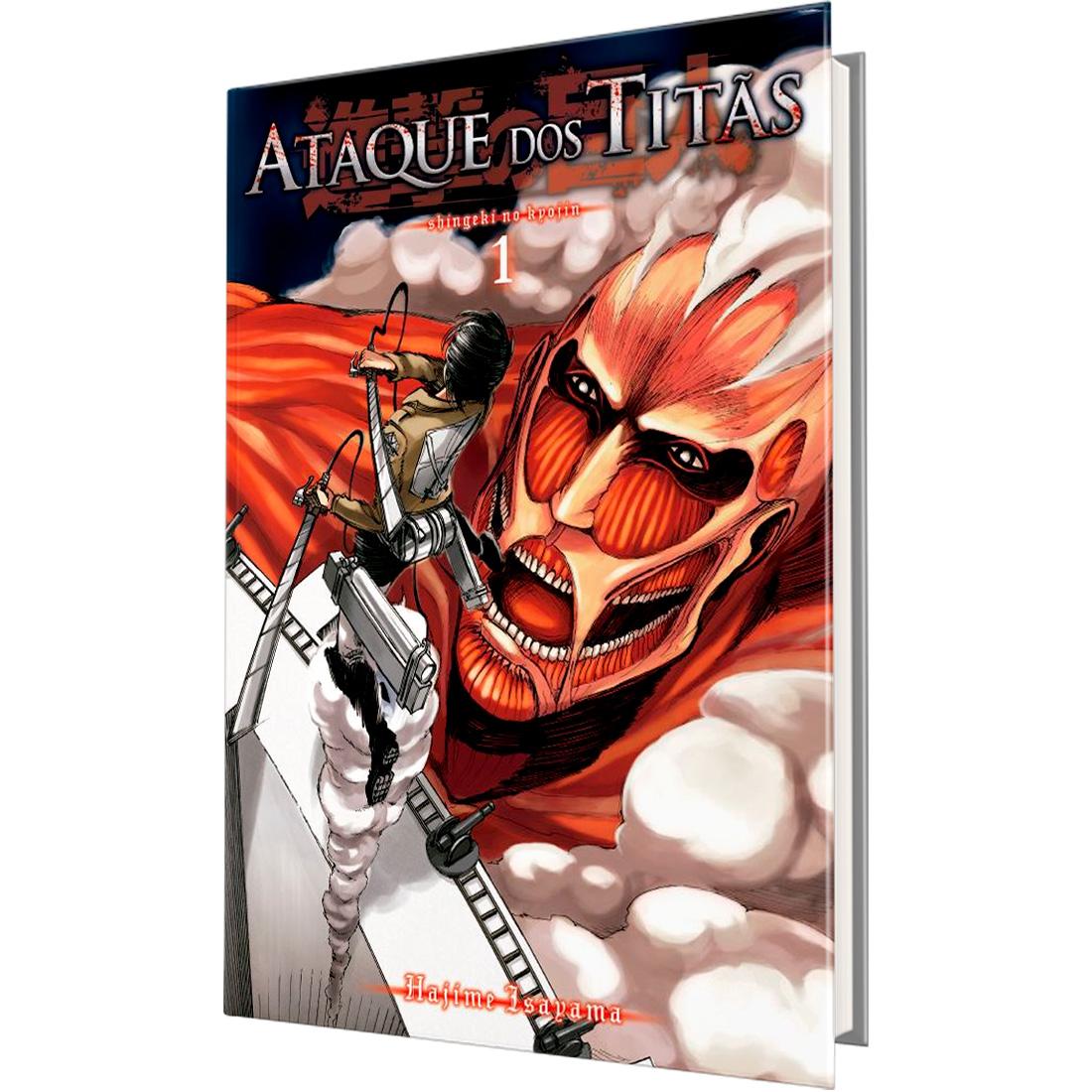 Ataque dos Titãs Vol. 1
