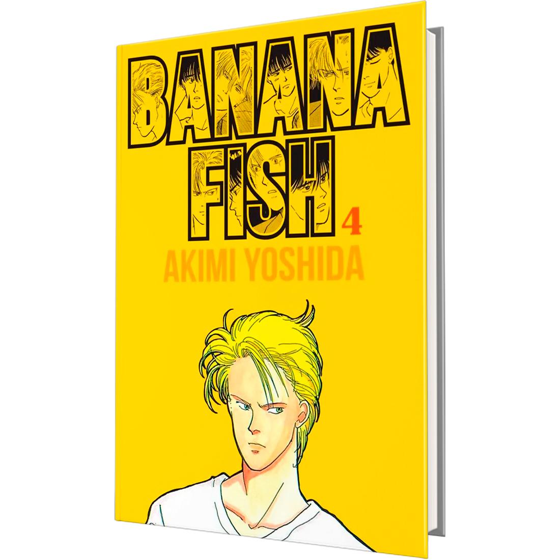Banana Fish Vol. 4