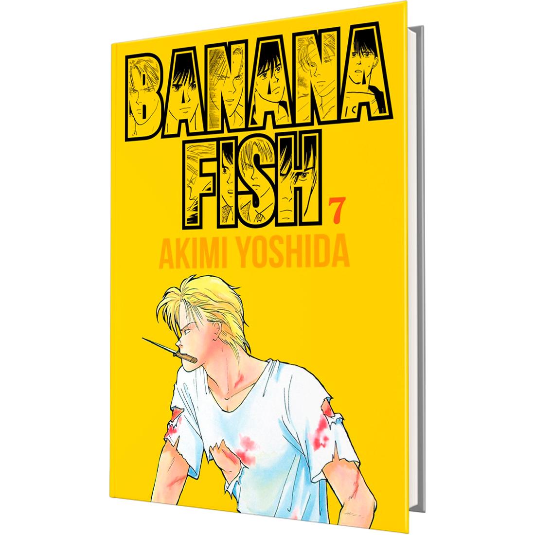 Banana Fish Vol. 7