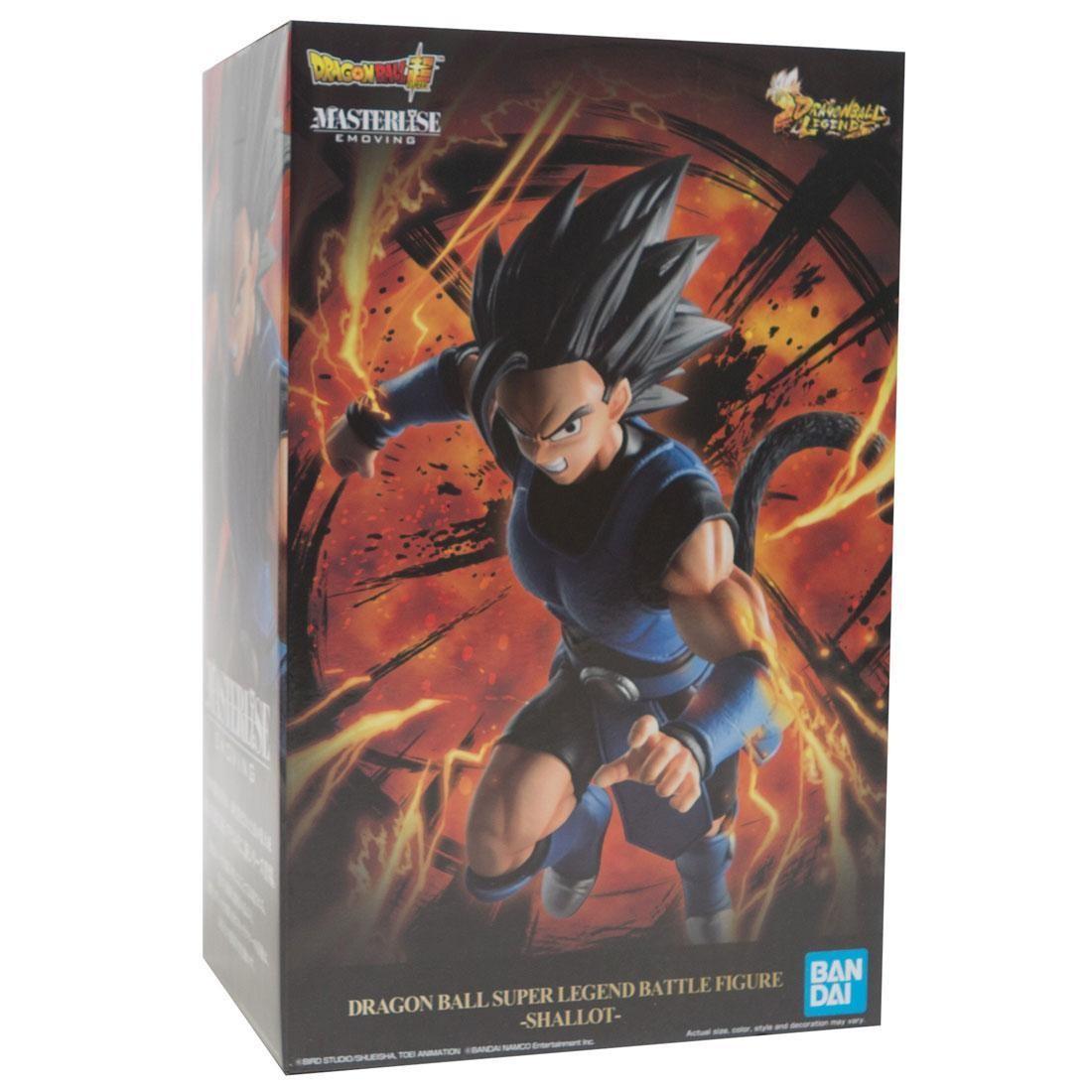 Banpresto Dragon Ball Legends Battle Figure Masterlise Emoving Shallot