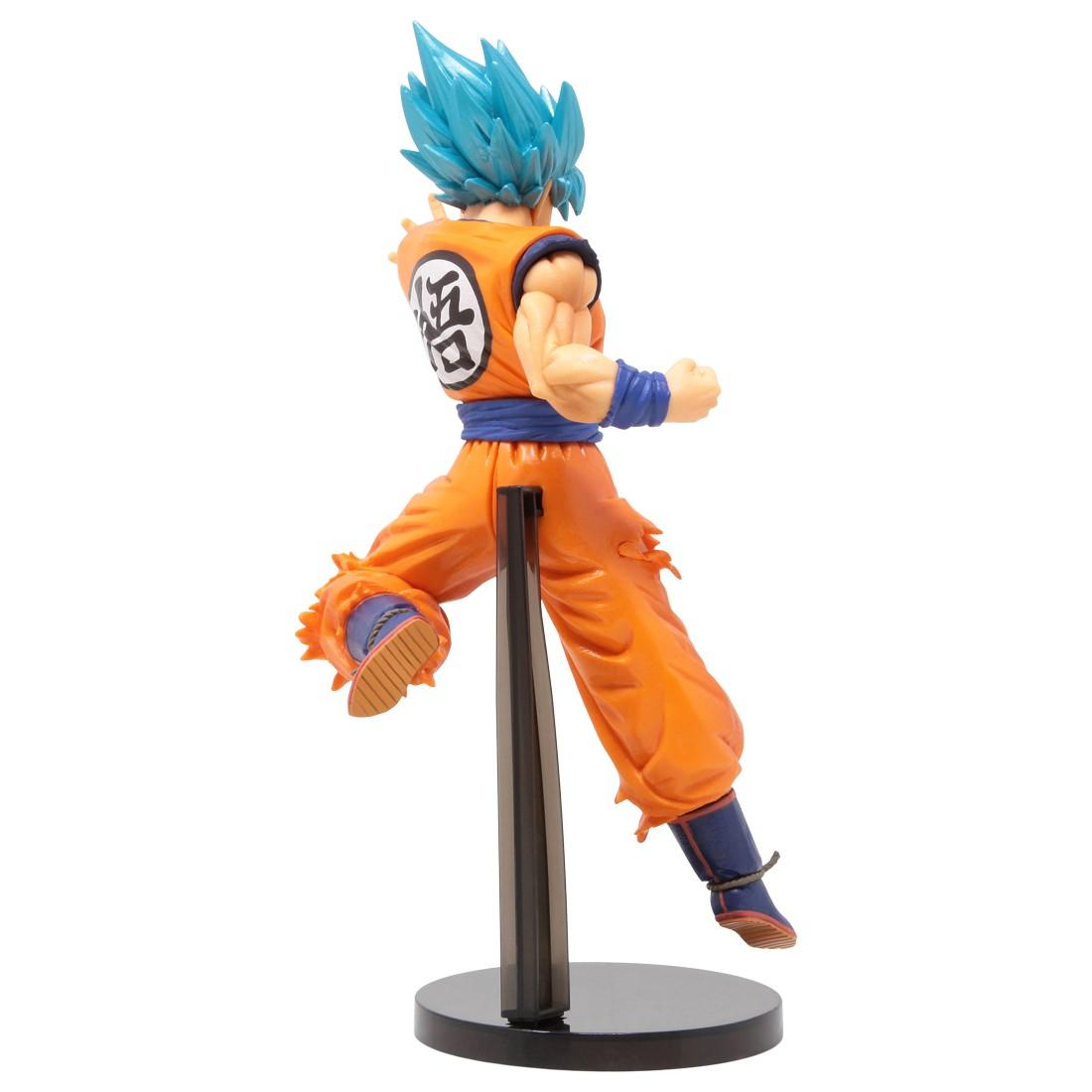 Banpresto Dragon Ball Super Chosenshi Retsuden 2 Vol. 4 Super Saiyan God Super Saiyan Son Goku